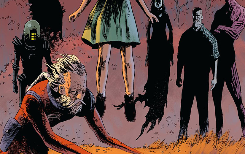 Dark Horse To Publish Library Edition Of Black Hammer