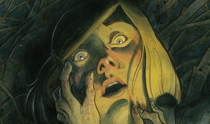 Dark Horse To Release Cullen Bunn And Tyler Crook's Harrow County Library Edition This Autumn