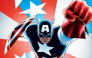 Marvel Reveals New Captain America #1 Variant Art by John Cassaday