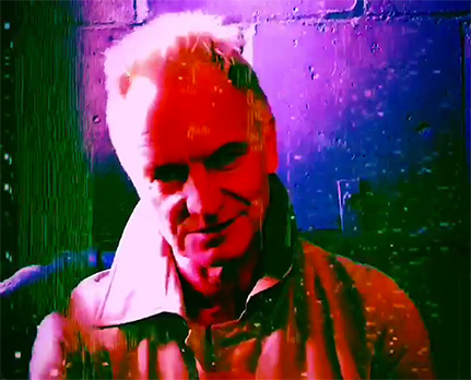 Sting Celebrates Hellblazer's 30th Anniversary
