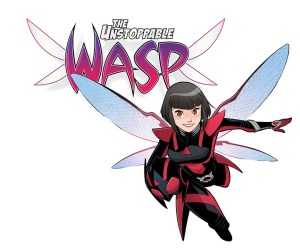 Marvel Announces The Return of The Unstoppable Wasp