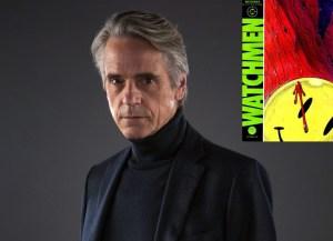HBO's Watchmen Casts Jeremy Irons