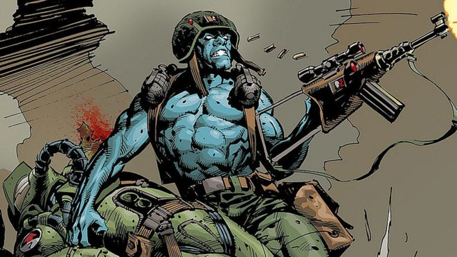 Rebellion Confirms Duncan Jones For Rogue Trooper Film