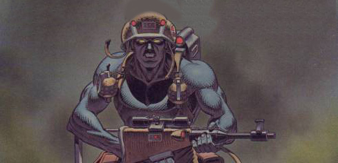 Duncan Jones To Direct Rogue Trooper Next