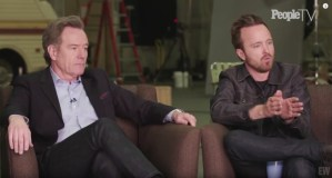 Bryan Cranston And Aaron Paul Talk About Classic Breaking Bad Scene