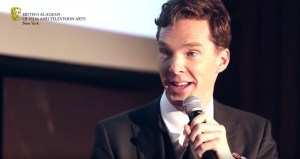 Benedict Cumberbatch Talks About A Long Career