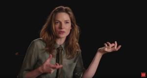 Rebecca Ferguson Talks Mission Impossible Fallout