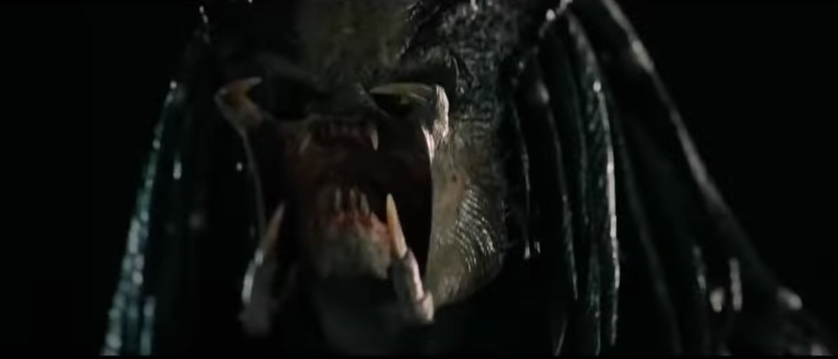 New Promo From The Predator Is Here