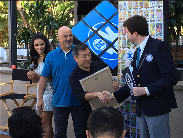 SDCC: Guinness World Records Commemorates Action Comics Reaching Comic Publishing Milestone