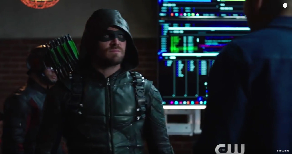 CW Releases A Trailer For The Return Of The DC Shows