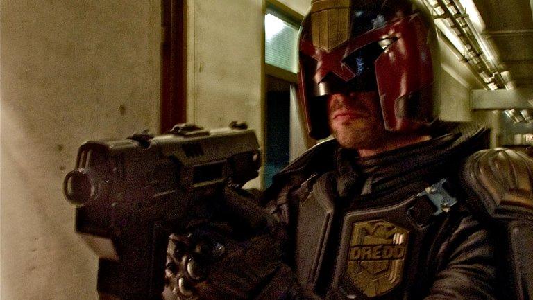 Comic Writer Rob Williams Has Completed Judge Dredd Pilot Script