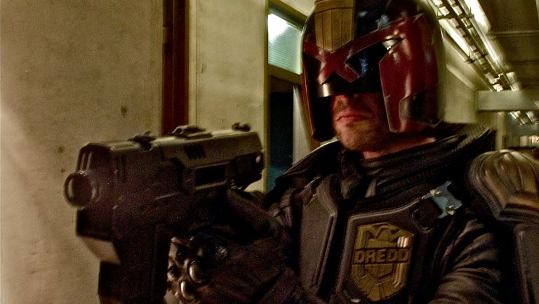 Comic Writer Rob Williams Has Completed Judge Dredd Pilot Script