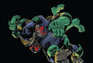 Tripwire Reviews Rebellion's Judge Dredd: Nobody Apes The Law