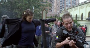 Watch A Featurette On Action Film Mile-22