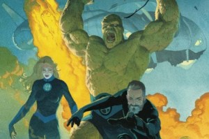 Previewing Fantastic Four#1
