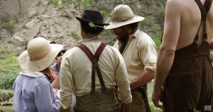 Go Behind The Scenes On Western The Sisters Brothers