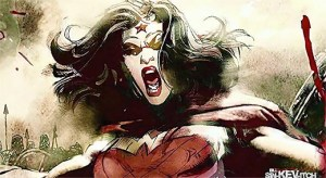 Bill Sienkiewicz Talks Wonder Woman