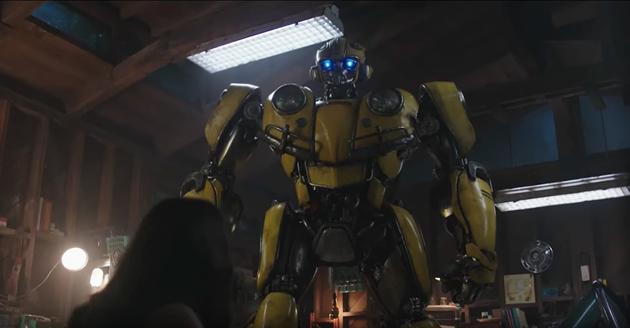 Transformers Spin-off Bumblebee Gets Its First Full Trailer