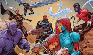 A Death In The Family With X-Men: The Exterminated #1