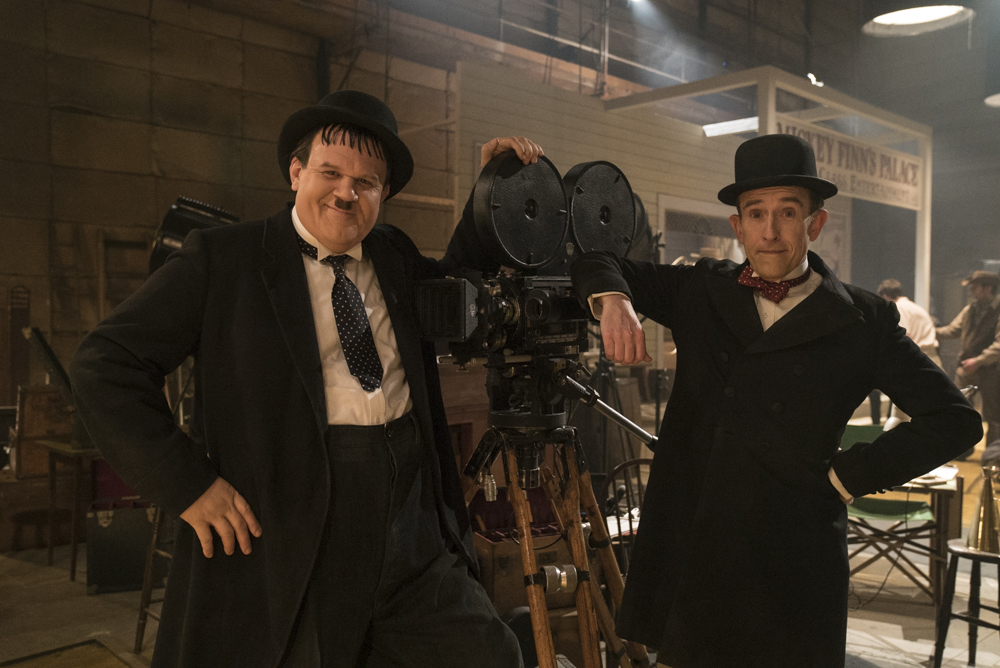 First Trailer For Laurel & Hardy Biopic Appears