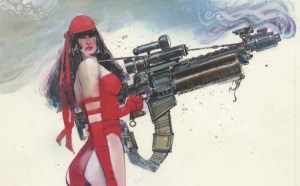 Take A Look Inside IDW's Bill Sienkiewicz's Mutants And Moon Knights And Assassins Artifact Edition