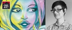 New Comics Laureate Hannah Berry Announced At Lakes International Comic Art Festival