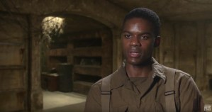 Jovan Adepo Talks JJ Abrams Overlord Movie