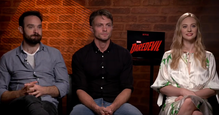 The Cast Of Marvel's Daredevil Talk About Its Third Season