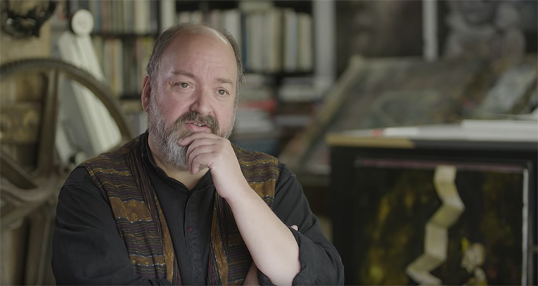 Dave McKean Talks About lllustrating The Folio Society's I Am Legend