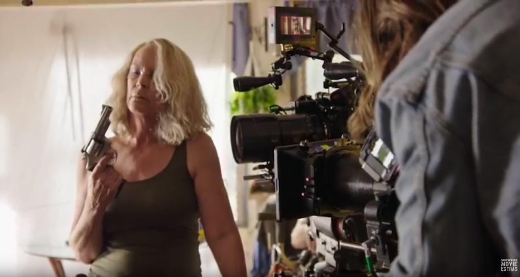 Check Out Another Featurette On The New Halloween