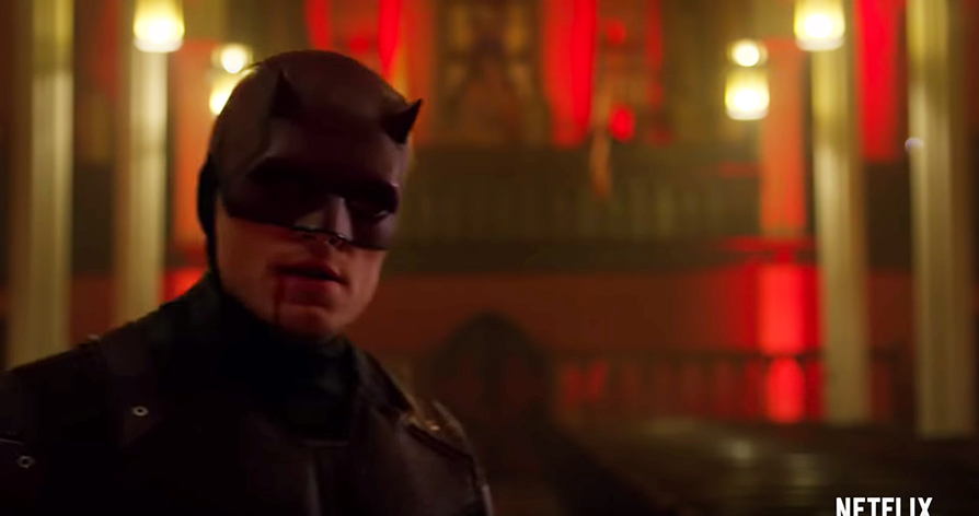 Watch A Featurette Going Behind The Scenes On Daredevil Season Three