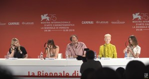 Watch The Press Conference From Amazon's Suspiria