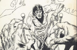 Tripwire Reviews IDW's Joe Kubert's Tarzan and the Lion Man and Other Stories Artist's Edition