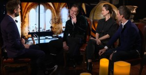 The Cast Talk Fantastic Beasts: The Crimes Of Grindelwald