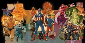 Celebrate Marvel's 80th Anniversary with Covers by Phil Noto