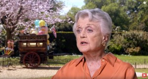 Angela Lansbury Talks About Mary Poppins Returns