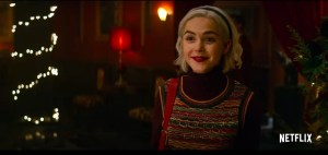 Check Out A Trailer For The Chilling Adventures Of Sabrina A Midwinter's Tale
