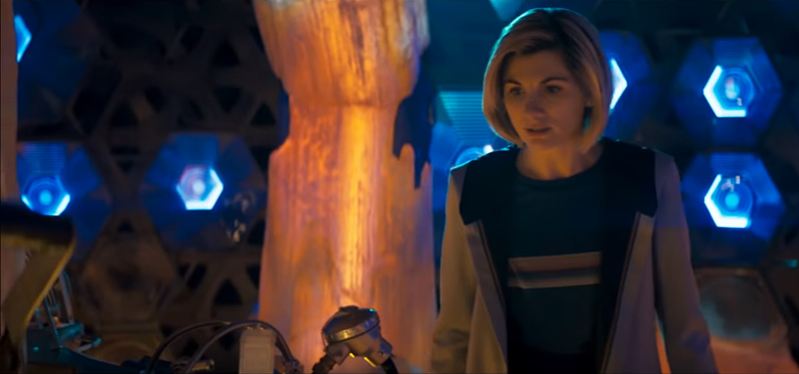 Check Out A Trailer For The New Year's Day Doctor Who Special