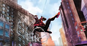 Marvel's Launch Trailer For Miles Morales#1