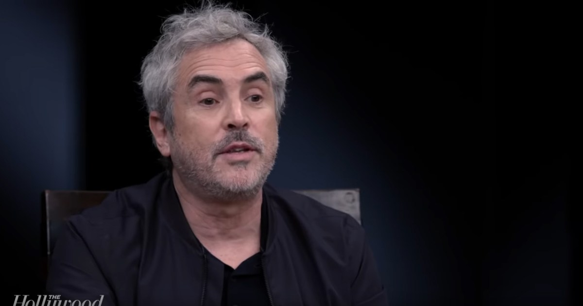Alfonso Cuaron Talks Roma