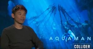 James Wan Talks Aquaman
