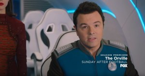 Watch A New Preview For Season 2 Of The Orville
