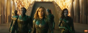 A New TV Spot For Captain Marvel Is Here