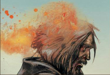 Joshua Dysart Teases New Graphic Novel From New Publisher TKO