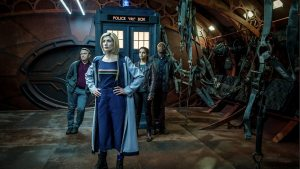 Check Out A Series Of Photos From The Season Finale Of Doctor Who