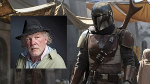 Star Wars Show The Mandalorian Adds Nick Nolte to Cast