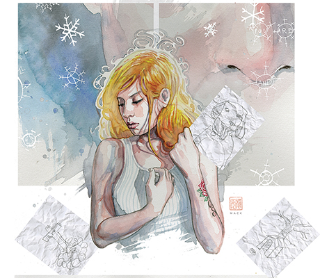 David Mack Talks Fight Club 3 Exclusive