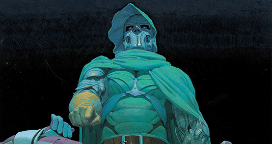 Fantastic Four#9 Is The Final Chapter Of Herald Of Doom