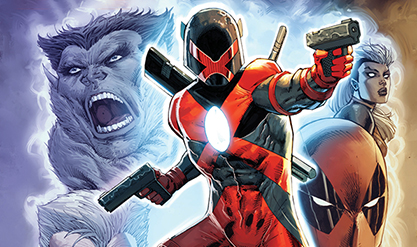 Who Is Marvel's Major X?