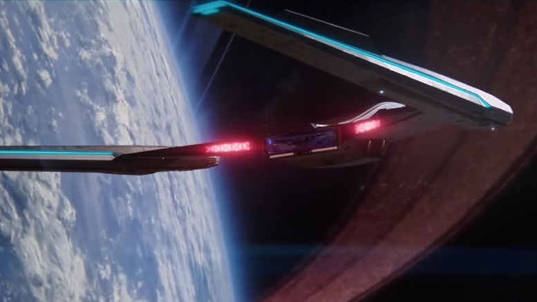 Watch A Brand New Promo For The Second Episode Of Star Trek Discovery Season Two